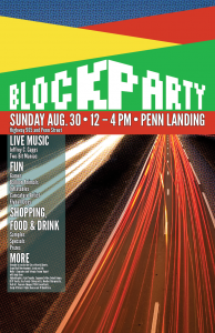 Penn Landing Block Party