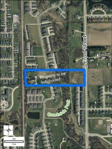 Notice of Good Neighbor Meeting Lenane 12-2015 map