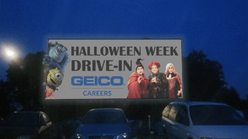 Drive-in Movie Promotion