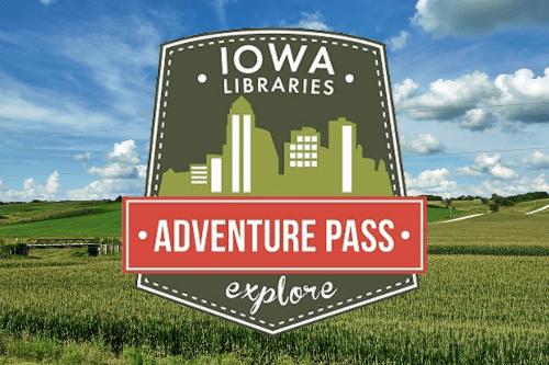 Iowa Adventure Pass Logo