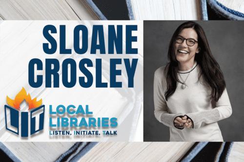 Sloane Crosley LIT logo